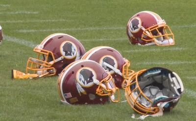 Washington Redskins zmienią nazwę oraz logo zespołu