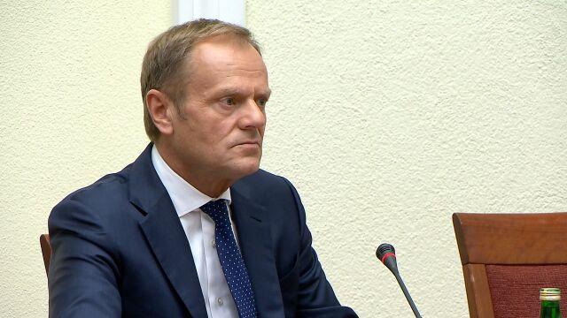 Tusk: poza sytuacjami incydentalnymi i raczej zawsze na wniosek szefów służb mieliśmy kolegium do służb specjalnych