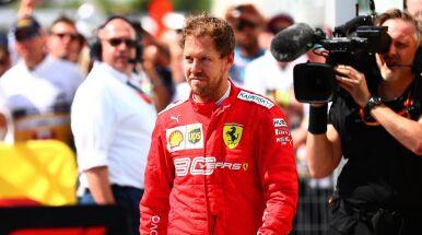 Vettelowi odebrano wygraną. Ferrari chce weryfikacji wyniku
