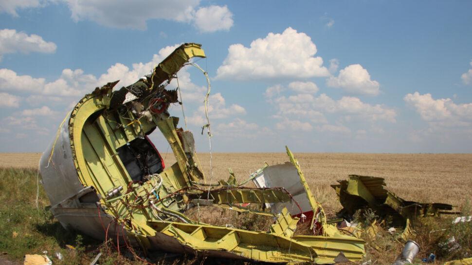 Lot MH17 zakończony zestrzeleniem i śmiercią prawie 300 osób. Zarzuty dla Rosjan i Ukraińca