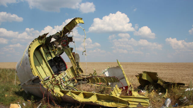 Międzynarodowy zespół śledczy: trzej Rosjanie i Ukrainiec podejrzani ws. zestrzelenia malezyjskiego boeinga nad Donbasem