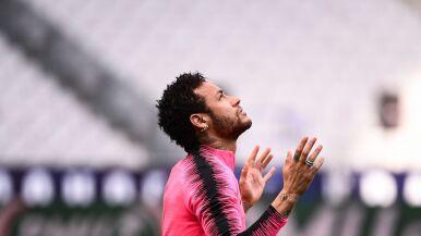 Neymar odpocznie od Ligi Mistrzów