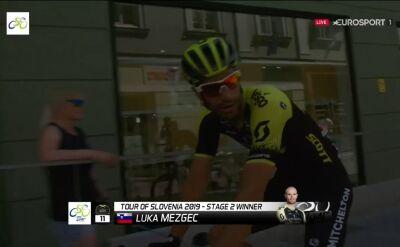 Mezgec wygrał 2. etap Tour of Slovenia