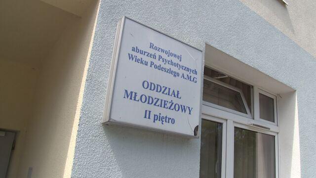 Kolejny pacjent gdańskiego szpitala psychiatrycznego z zarzutami molestowania nastolatek