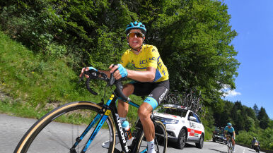 """Wiosna należała do Fuglsanga. """"Nie mogę się doczekać Tour de France"""""""