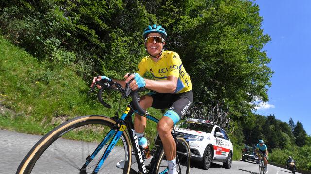 """Wiosna należała do Fuglsanga. """"Nie mogę się doczekać początku Tour de France"""""""