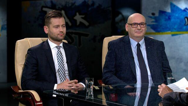 Kamil Bortniczuk i Piotr Zgorzelski w Tak Jest