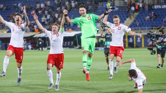 Szalona radość po wygranej z Włochami