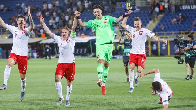 Sytuacja w grupie komfortowa. Jakie wyniki dadzą awans młodym Polakom do półfinału?