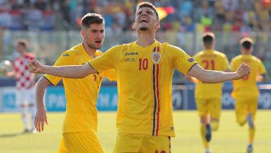 Rumunia zdeklasowała Chorwację. Błyszczał syn legendy