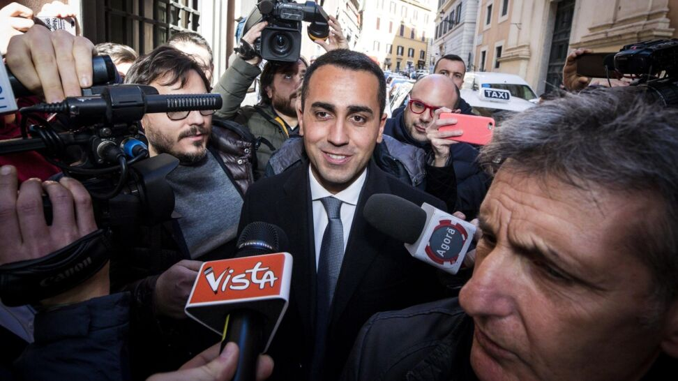 Może zostać premierem Włoch. Twierdzi, że nie chce rewolucji w polityce zagranicznej