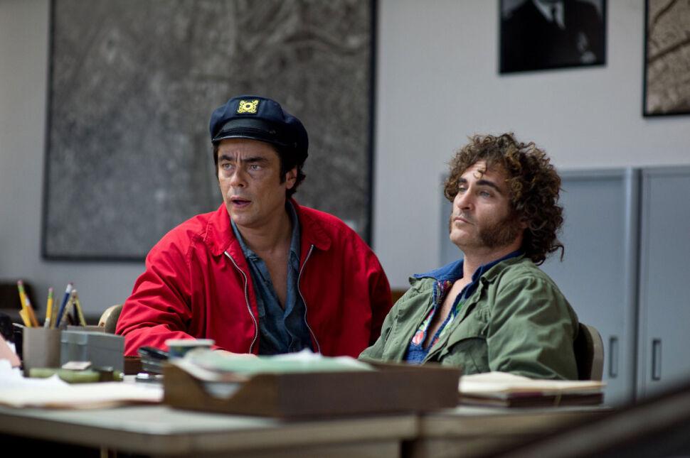 Benicio del Toro i Joaquin Phoenix