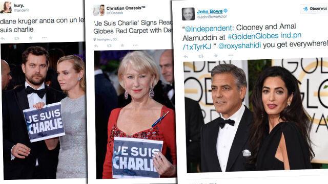 George Clooney też