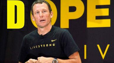 Dopingowicz Armstrong nie pojedzie w Belgii.