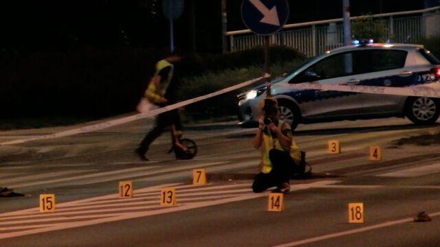 Śmiertelnie potrącił kobietę i uciekł. Obywatel Bułgarii skazany