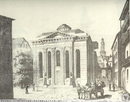 Szkic synagogi