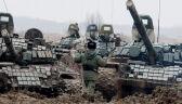 Mobilizacja na granicy z Rosją