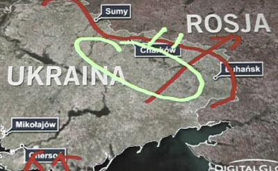 Tak wygląda sytuacja na granicach Ukrainy