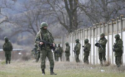 Ukraińska armia gromadzi wojska na terenach przygranicznych