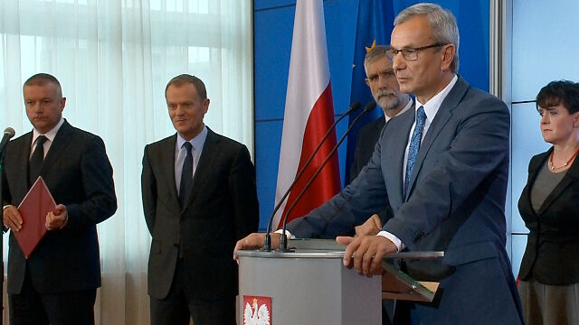 Andrzej Biernat ministrem sportu