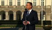 Andrzej Duda: powinny powstać tutaj dwa pomniki