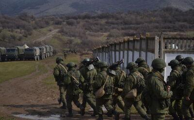 """Dwa lata temu """"zielone ludziki"""" ruszały do akcji na Krymie"""