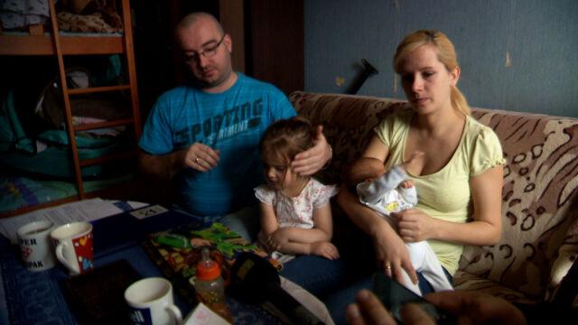 Z trójką dzieci żyją na 18 metrach kw. Sąd zadecydował: eksmisja