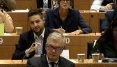 Patryk Jaki na debacie o praworządności w europarlamencie
