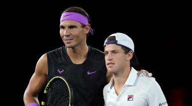 Nadal w półfinale US Open. Jego