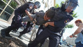 Protesty antykremlowskie w Moskwie