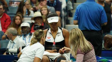 Obrończyni tytułu odpadła z US Open