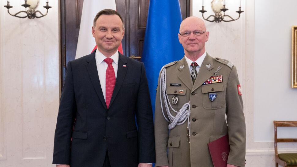 Generał, który Misiewiczowi się nie kłaniał, teraz doradza prezydentowi Dudzie