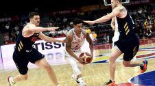 Mistrzostwa świata koszykarzy: Polska - Rosja