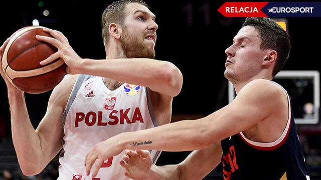 Polska - Rosja w koszykarskich MŚ [RELACJA]