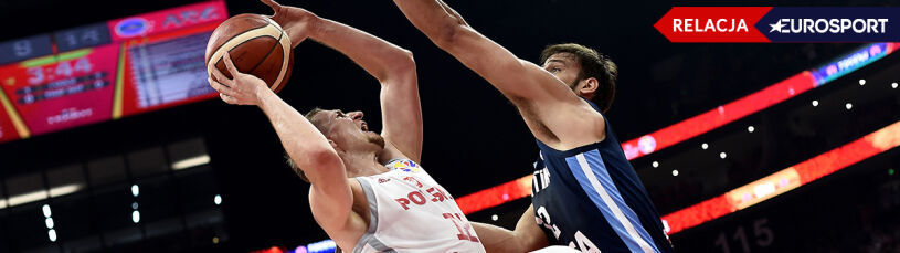 Polska - Argentyna w koszykarskich MŚ [RELACJA]