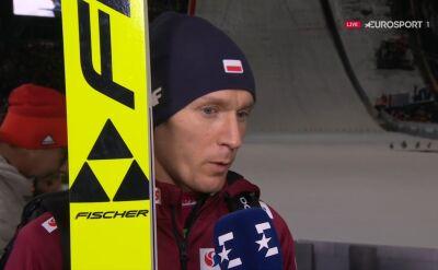 Hula po kwalifikacjach w Oberstdorfie