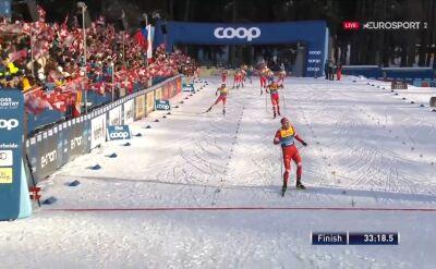 Ustiugow wygrał bieg na 15 km ze startu wspólnego w Lenzerheide