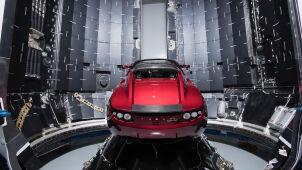 Test wielkiej rakiety, który nie będzie