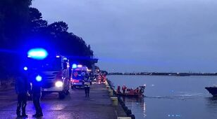 Wjechali do wody, dwie osoby nie żyją. Nowe ustalenia w sprawie wypadku w Świnoujściu