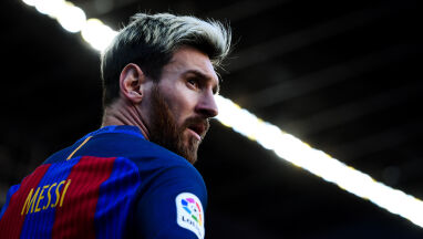 Barcelona osłabiona w starciu z Valencią. Messi nadal tylko widzem