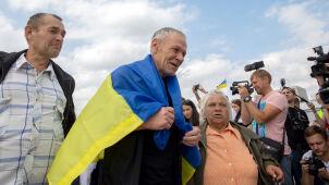 Ukraina wymieni więźniów z Rosją.