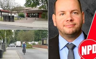 Neonazista Stefan Jagsch wybrany na burmistrza Waldsiedlunga