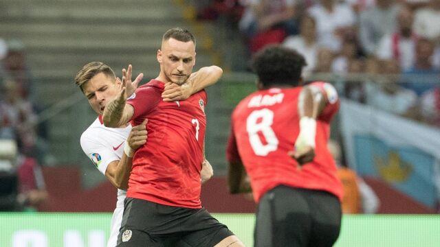 """Austriacy nieco rozczarowani. """"Mogliśmy wygrać ten mecz"""""""