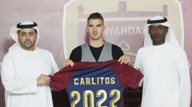 Carlitos konsultował transfer z Alvaro Negredo. Kosztował mniej niż trzy miliony euro