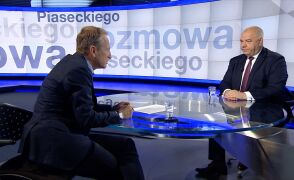 Jacek Sasin o zorganizowanym hejcie wobec sędziów