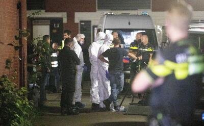 Strzelanina w Dordrechcie. Policjant zastrzelił własne dzieci