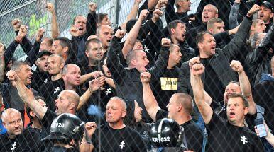 Skandal w Budapeszcie. Słowacki sektor wspierał gospodarzy, zagłuszono hymn