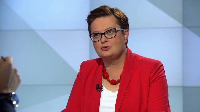 Lubnauer: Kidawa-Błońska ma w sobie to coś, co powoduje, że my czujemy, że ona może budować wspólnotę