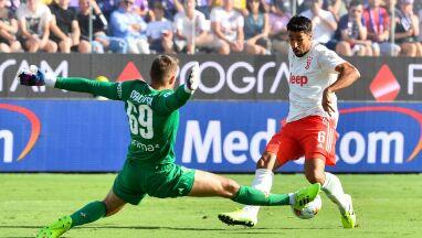 Szczęsny i Drągowski podzielili się punktami. Żurkowski zadebiutował w Serie A