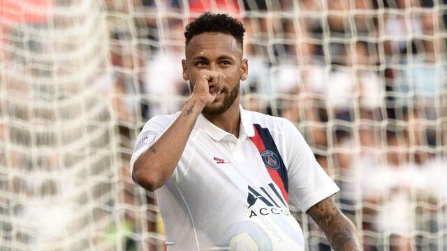 Udany powrót Neymara. Cudowny gol przewrotką dał zwycięstwo